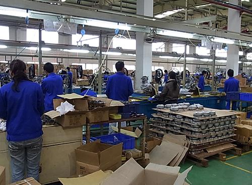 高付加価値製品の生産イメージ